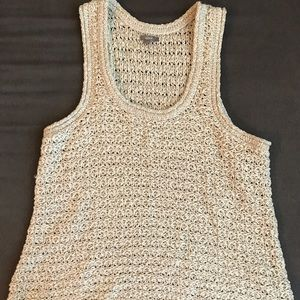 Aerie knitted tank top